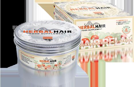 100% puur natuurlijk poeder van de wortels van de ashwagandha plant van Volume Hair Plus werkt van binnenuit en is effectief voor haar, huid en algehele gezondheid.