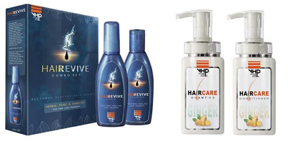 Categorie haarverzorging producten bij haaruitval Gezonde Haargroei